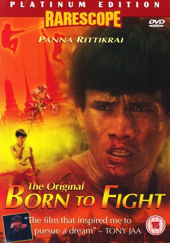 Born-to-Fight-Tony-Jaa-DVD-CD-MQVG-FREE-Shipping