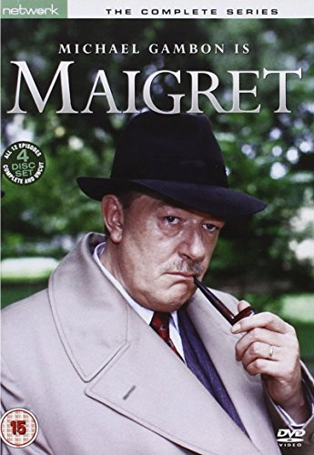 Maigret - Series 1 And 2 - Complete