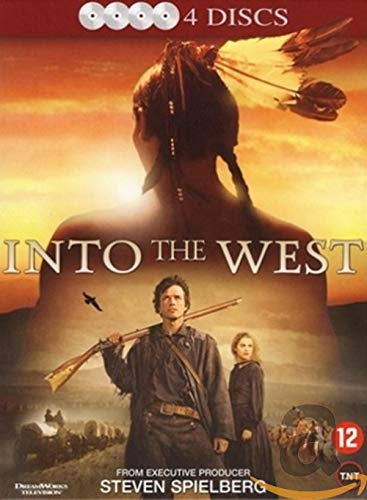 Into the West Complete Series - 4 Disc DVD Boxset