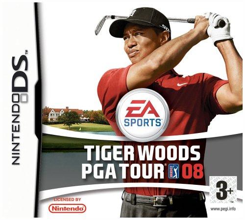 Tiger Woods PGA Tour 08 (Nintendo DS)