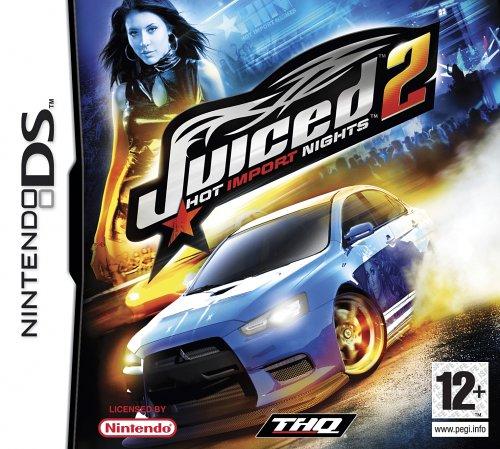 Juiced 2: Hot Import Nights (Nintendo DS)