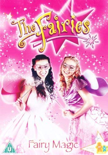 The-Fairies-The-Fairies-Volume-1-DVD-The-Fairies-CD-PKVG-FREE-Shipping
