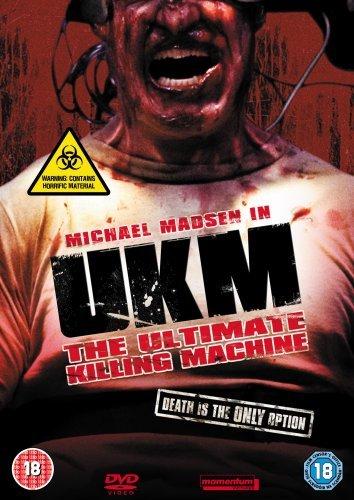 Ukm-Ultimate-Killing-Machine-DVD-CD-S8VG-FREE-Shipping