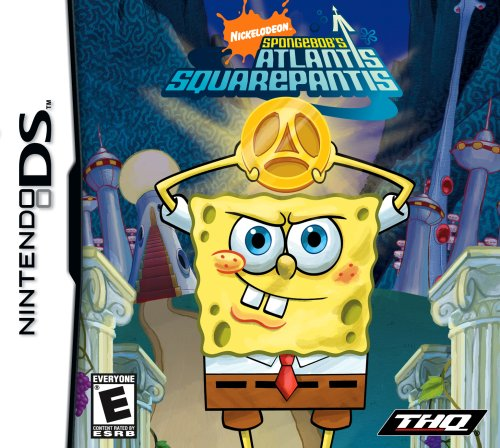 Spongebob Atlantis Squarepantis / Game