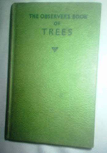 The Observer's Book of Trees by Unknown Author