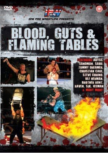 1-Pro-Wrestling-1PW-Wrestling-Blood-Guts-and-1-Pro-Wrestling-CD-TQVG