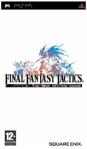 Final Fantasy Tactics: The War of The Lions (PSP)