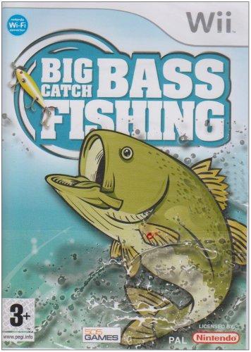 Big Catch: Bass Fishing (Wii)