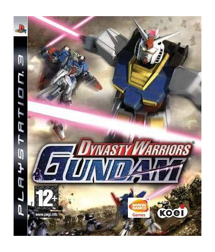 Dynasty Warriors: Gundam (PS3)