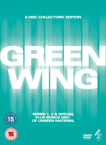 Green Wing Complete Collection