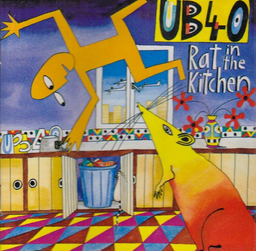 Ub40 - Rat in the Kitchen By Ub40