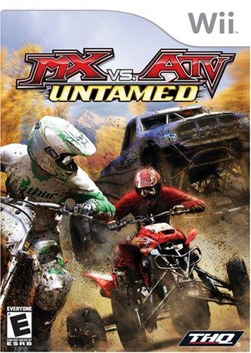 Wii - Mx Vs Atv Untamed / Game