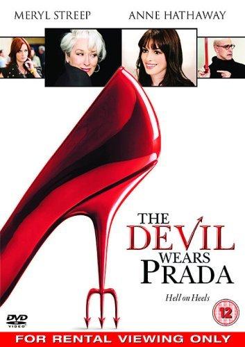 The-Devil-Wears-Prada-DVD-CD-WUVG-FREE-Shipping