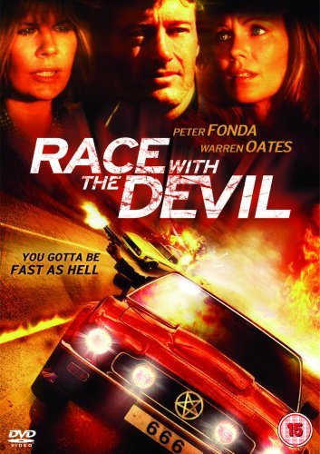 Race-With-The-Devil-DVD-CD-G4VG-FREE-Shipping