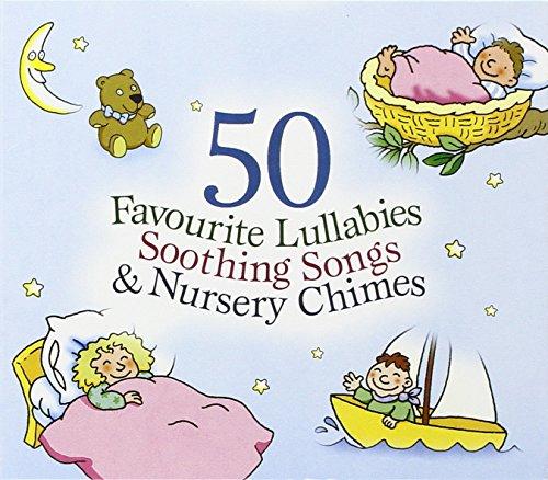 Various Artists - 50 Favourite Lullabies By Various Artists