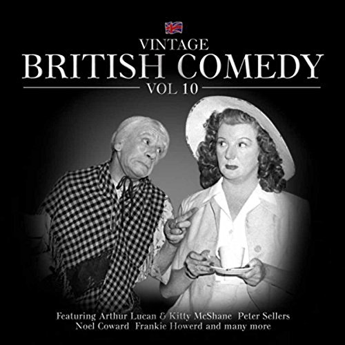 Vintage British Comedy By Various Artists