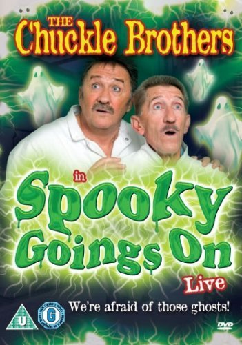 Chuckle Brothers: Spooky Goings On - Live