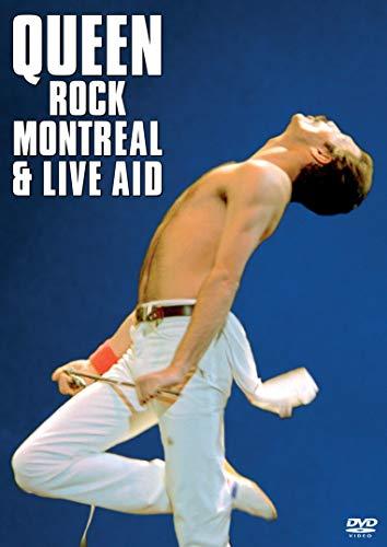 Queen - Queen Rock Montreal & Live Aid (2DVD)