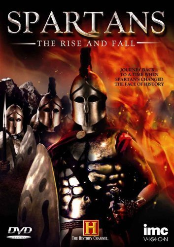 Spartans-Spartans-The-Rise-amp-Fall-Including-the-story-Spartans-CD-YQVG