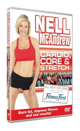 Nell McAndrew's Cardio, Core & Stretch