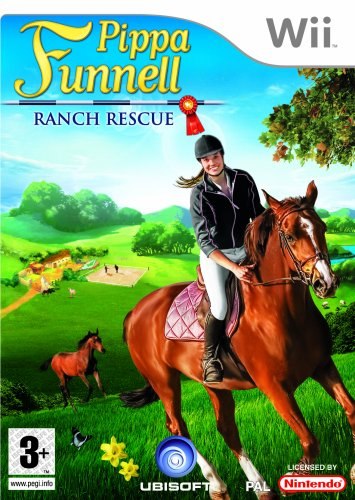 Pippa Funnell: Ranch Rescue (Wii)