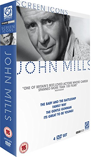 John-Mills-The-Screen-Icons-Collection-DVD-CD-6MVG-FREE-Shipping