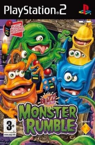 Buzz! Junior Monster Rumble (PS2)