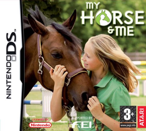 My Horse and Me (Nintendo DS)