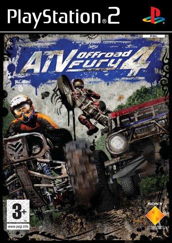 ATV Offroad Fury 4 (PS2)