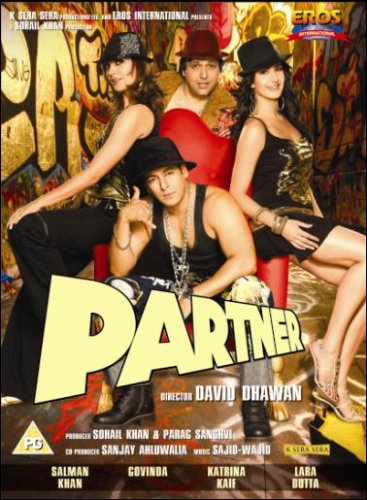 Partner-2007-DVD-CD-BWVG-FREE-Shipping
