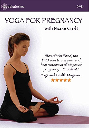 BuddhaBellies - Yoga for Pregnancy DVD