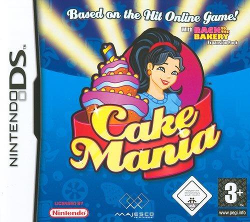 Cake Mania (Nintendo DS)