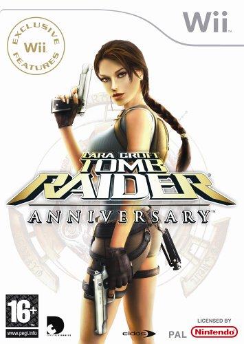Tomb Raider: Anniversary (Nintendo Wii)