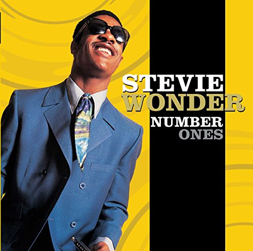 Stevie Wonder - Number Ones (UK Edition) - Stevie Wonder CD YIVG The Fast Free
