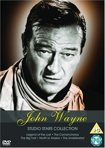 John Wayne Collection - Legend Of The Lost / The Big Trail / The Comancheros / North To Alaska / The