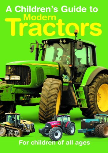 A-Children-039-s-Guide-To-Modern-Tractors-DVD-CD-RSVG-FREE-Shipping