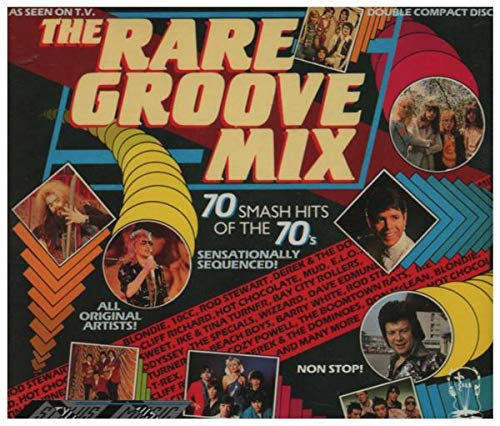 Various Artists - Various Artists, Rare Groove Mix - 70 Hits of 70's Sequenced By Various Artists