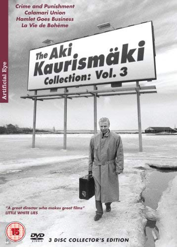 The-Aki-Kaurismaki-Collection-Vol-3-DVD-CD-W0VG-FREE-Shipping