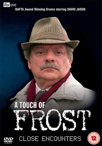A-Touch-Of-Frost-Close-Encounters-DVD-CD-B6VG-FREE-Shipping
