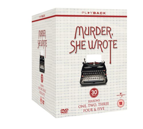 Murder, She Wrote - Season 1-5