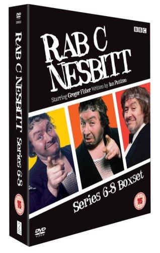 Rab C Nesbitt - Series 6-8 Box Set