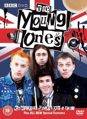 The Young Ones - Series 1-2