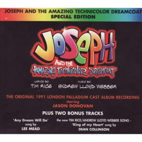 Lee Mead - Joseph and the Amazing Technicolour Dreamcoat - Special Edition By Lee Mead