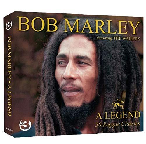 Legend: 50 Reggae Classics By Bob Marley