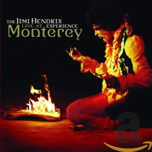 The Jimi Hendrix Experience - Live At Monterey By The Jimi Hendrix Experience