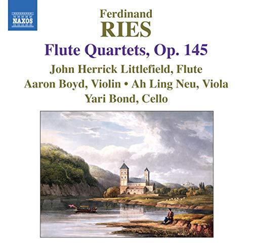 Ries - Flute Quartets, Op 145