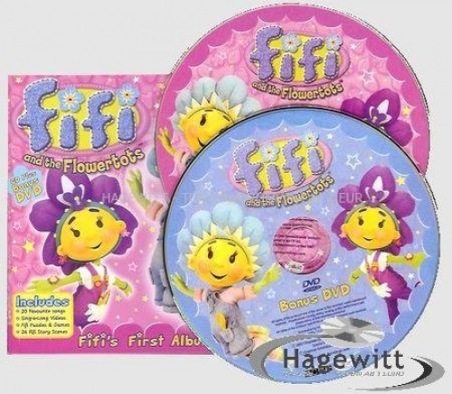 Fifi's First Album By Fifi and the Flowertots