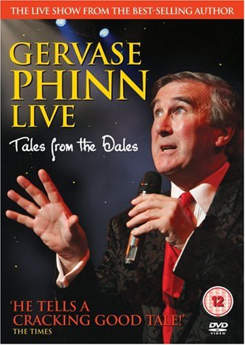 Gervase-Phinn-Live-Tales-from-the-Dales-DVD-2007-CD-JUVG-FREE-Shipping