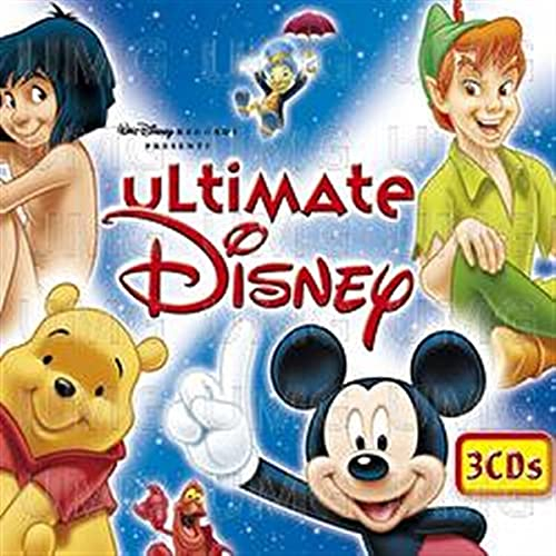 The Ultimate Disney Box By Various Artists