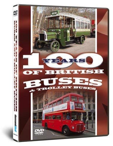 100 Years of British Buses